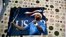 UNSIGNED JAMES BLAKE TENNIS PHOTO