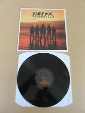 EMBRACE This New Day INDEPENDIENTE LP VERY RARE 2006 UK ORIGINAL 1ST PRESSING