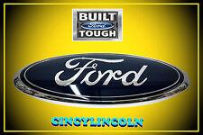 Tailgate Emblem Nameplate Badge Blue Oval 2008 - 2014 Ford F150 Pickup OEM