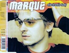 MARQUE : ELECTRONIC LADY / 5 TRACK-CD - TOP-ZUSTAND
