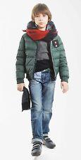 % sale% Bikkembergs kids jeans used-Look azul colección de invierno, talla 116-164 nuevo