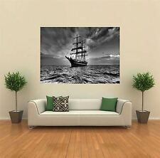 SAILING BOAT SEA SHIP NEW GIANT POSTER WALL ART PRINT PICTURE G173