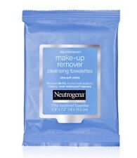 Neutrogena Make-up Remover Cleansing Towelettes Wipes (7 Pack) Travel Size