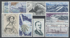 TAAF - ANNEE COMPLETE 1981 - TIMBRES NEUFS LUXE **