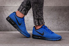 NIKE AIR MAX SEQUENT Running Trainers Shoes Gym - UK Size 10 (EUR 45) Racer Blue