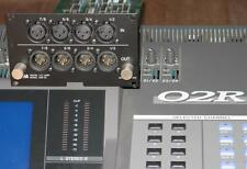 Yamaha CD8-AE 8-Channel AES/EBU Digital I/O Card 02R 03D Mixer Console O2R O3D