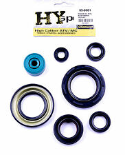 HYspeed Engine Oil Seal Kit Fits Yamaha BANSHEE 350 1987–2006 NEW Crank