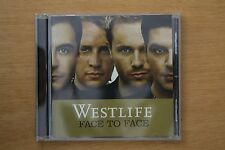 Westlife  ‎– Face To Face  (C167)