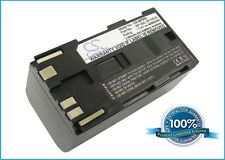 7.4V battery for Canon E2, ES-7000V, ES-8000V, G45Hi, XV2, XL H1S Li-ion NEW