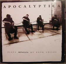 CD Apocalyptica / Plays Metallica – Rock Album 1996