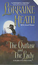 Outlaw and the Lady Pb by Lorraine Heath (Paperback, 2001)