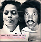 DIANA ROSS AND LIONEL RICHIE ENDLESS LOVE + INSTRUMENTAL 1981 MOTOWN 7
