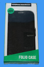 Carphone warehouse samsung galaxy s3 folio case-noir
