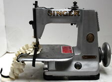 SINGER 240K13 Chain Stitch Special Binder Foot Elastic Industrial Sewing Machine