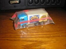 RARE NEW Vintage 1/64 Custom Hot Wheels Count Chocula Reeses Delivery Truck