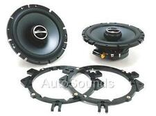 "Alpine Type S SPS-610 240 Watts 6.5"" 2-Way Coaxial Car Audio Speakers 6-1/2"""