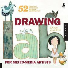 Lab: Drawing Lab for Mixed-Media Artists : 52 Creative Exercises to Make Drawing
