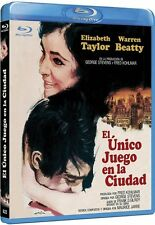 THE ONLY GAME IN TOWN  (1970) **Blu Ray B** Elizabeth Taylor, Warren Beatty,