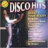 Disco Hits: Shake Your Booty / Various - Disco Hits: Sha - CD New Sealed
