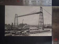 CPSM Rouen Le Pont Transbordeur