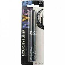 NYC Liquid Eyeliner, 887 Pearlized Black, 5ml. Delivery is Free