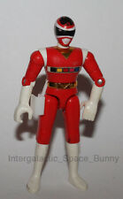 "Bandai Power Rangers In Space Red Ranger 4.5"" Action Figure"