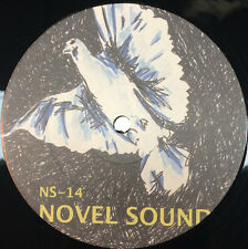 "Levon Vincent ‎– Birds NEW Novel Sound ‎NS-14 VINYL 12"" TECHNO"