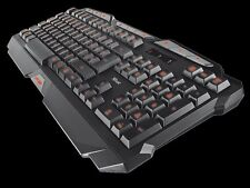 TRUST GXT 280 Led Illuminated Gaming Keyboard AZERTY (BE/FR) pour GAMER FR NEW