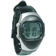 Man's New Age 4 Alarm Talking Watch - Store Display Model