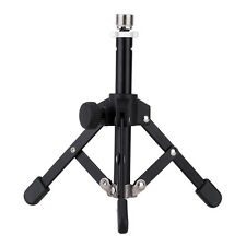 MS-12 Mini Foldable Desktop Tabletop Tripod Microphone Mic Stand Holder