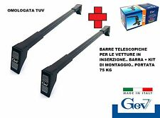 BARRE PORTATUTTO PORTAPACCHI FORD TRANSIT CONNECT DAL 208 AL 2013 (41)