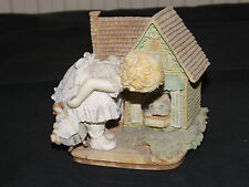Enesco Limited Edition figurine by Karen Hahn, Laura's Attic.Anybody Home 443883