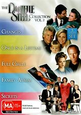 The Danielle Steel Complete Collection: Vol 2 Changes/Once in a Life NEW R4 DVD
