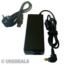 F Toshiba Sattelite L500-19c Power Charger PA3714E-1AC3 EU CHARGEURS