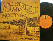 """► Kell Street Camp Meeting - Dinner.. (Ronny """"Mouse"""" Weiss of Mouse & the Traps)"""