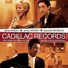 Cadillac Records (Deluxe Edition) by Various Artists (CD, Dec-2008, 2 Discs,...