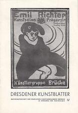 Dresdner Kunstblätter 1980 IV
