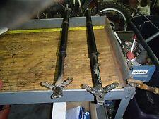 Harley  hummer lightweight 1953 ST 165  Tele Glide front forks I have more parts