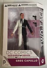 DC Comics Designer Series Greg Capullo Two-Face Action Figure New Batman
