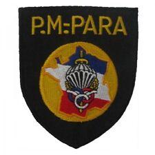 Ecusson / Patch - PM-PARA (Brevet Parachutiste Militaire)