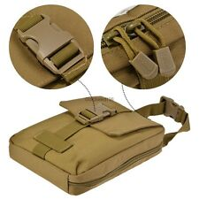 Multi-Purpose Tactical Military Utility Tool Shoulder Pouch Carrier Small Bag