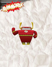 Il Flash blammoids serie 4 da collezione mini figura UK Venditore