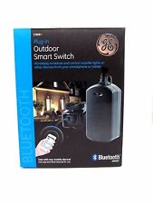 GE Bluetooth Plug-In Outdoor Light Switch - 120V - Bluetooth 4.0 - Andro #BT4201