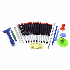 New 27 Piece Repair Tools for Apple iPhone iPad iPod PSP NDS HTC Mobile Phones