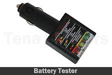 12V Batteria Auto & Alternatore Analizzatore Test Presa Accendisigari /74060