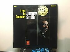 JIMMY SMITH -Live In Concert ~POLYDOR SPECIAL 236 105 {nm} w/Warren, Hart - RARE