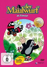 DVD  * DER MAULWURF ALS FILMSTAR / DER MAULWURF UND DIE MEDIZIN - PAULI # NEU+