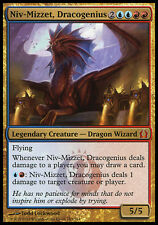 1x Niv-Mizzet, Dracogenius Return to Ravnica MtG Magic Gold Mythic Rare 1 x1