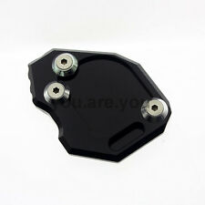 For BMW F800GS 08-14 CNC Side Stand Kickstand Enlarge Foot Plate Pad Motorcycle