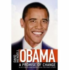 Obama: A Promise of Change by Mendell, David